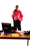End of Businessmans Day Stock Photography