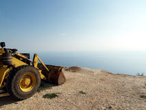 The end of the earth. (Albania Stock Images