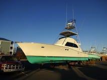End of the Fishing Season royalty free stock photo