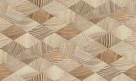 End grain wood texture Royalty Free Stock Images