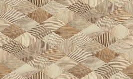 End grain wood texture. Seamless end grain wood texture. Cross cut lumber blocks royalty free stock images