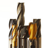 End Mills Royalty Free Stock Image