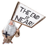 The end is near! Stock Image