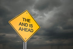 The End is Near Royalty Free Stock Image