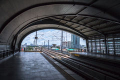 End railway station in Bangkok Stock Images