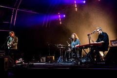 End Of The Road Festival 2015 - Low Stock Images