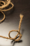 End of Rope Royalty Free Stock Images