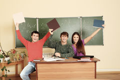 End of school year Stock Images