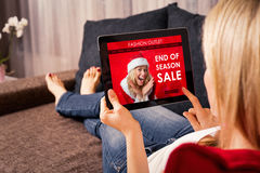 End of season sale Royalty Free Stock Photography