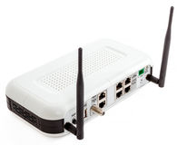 End user GPON terminal Royalty Free Stock Photo