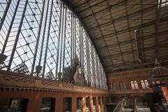 Atocha Station Madrid Stock Photo