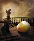 The end of the world Royalty Free Stock Images