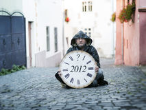 End of the World is comming Royalty Free Stock Image