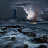 The end of world Stock Images