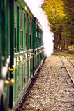 End of World Train (Tren fin del Mundo), Tierra del Fuego, Patag Royalty Free Stock Images