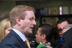 Enda Kenny Stock Photo