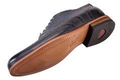 Endast sko Arkivbilder