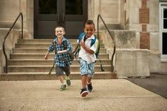Ende der Schule Stockfotografie