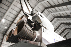 Endeavour Space Shuttle Stock Images