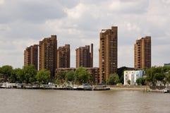 Enden-Zustand der Welt, Chelsea, London Stockfotografie