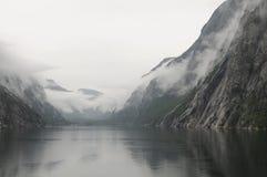 endinglysefjord Fotografering för Bildbyråer