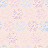Endless abstract decor pattern Stock Photo