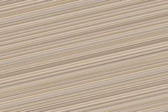 Endless background with diagonal beige lines drawing canvas stalk Stock Photography