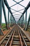 Endless bridge Royalty Free Stock Image