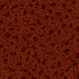 Endless brown color spots. Stock Photos