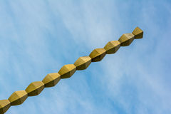 The Endless Column (Coloana Infinitului) Royalty Free Stock Photography