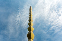 The Endless Column (Coloana Infinitului) Royalty Free Stock Image