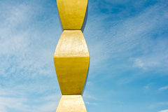 The Endless Column (Coloana Infinitului) Royalty Free Stock Images