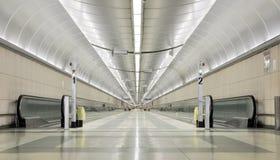 Endless Corridor Stock Photography