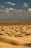Endless desert... Stock Photo