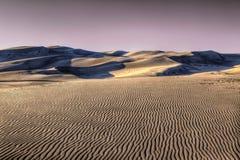 Endless Dunes Stock Photography
