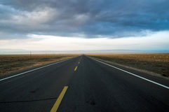 Endless highway Stock Photos
