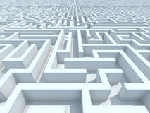 Free Endless Maze Royalty Free Stock Images - 30816019