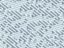 Endless Maze Stock Photos