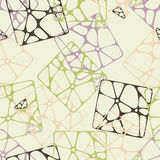 Endless multicolor abstract pattern Royalty Free Stock Photo