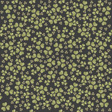 Endless pattern with Clover leaves for St. Patrick's day Royalty Free Stock Photos