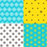 Endless pattern.Template for design and Royalty Free Stock Photo