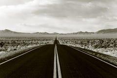 Endless road royalty free stock photo