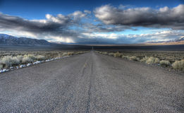 Endless Roadway Stock Images