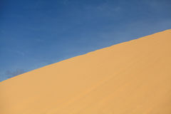 Endless Sands Royalty Free Stock Photo