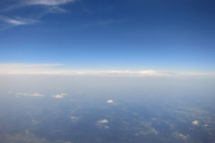 Endless Sky Stock Image
