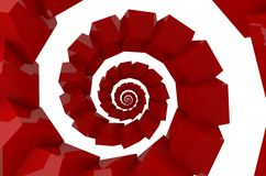 Endless spiral Stock Photos