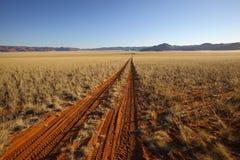 Endless Tracks Stock Photography