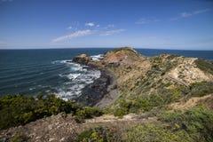Endlose Küste Stockbilder
