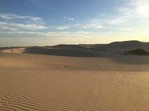 Endloser Sand lizenzfreie stockbilder