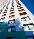 Endloses hohes Gebäude Stockbilder